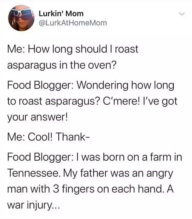 Food Blogger Meme